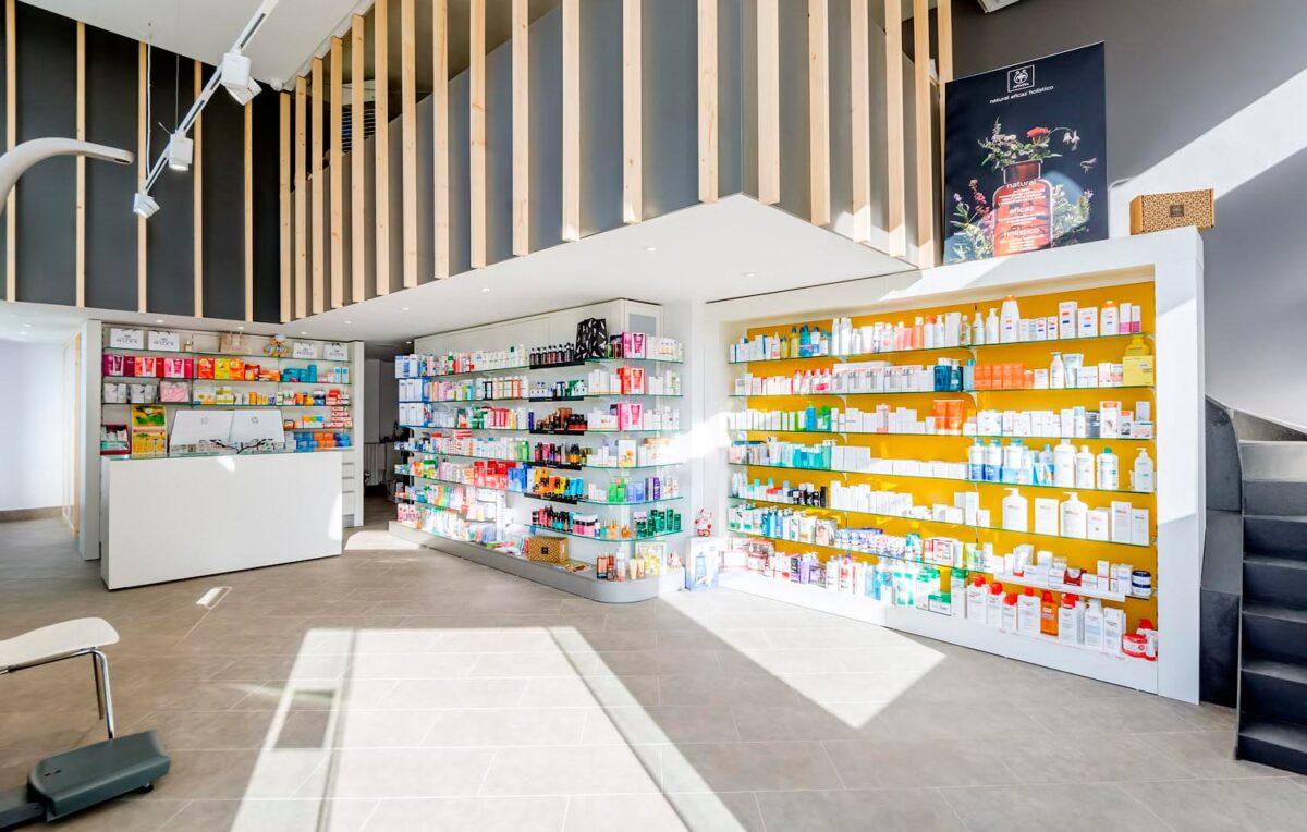 farmateca rediseño de farmacias proyectos