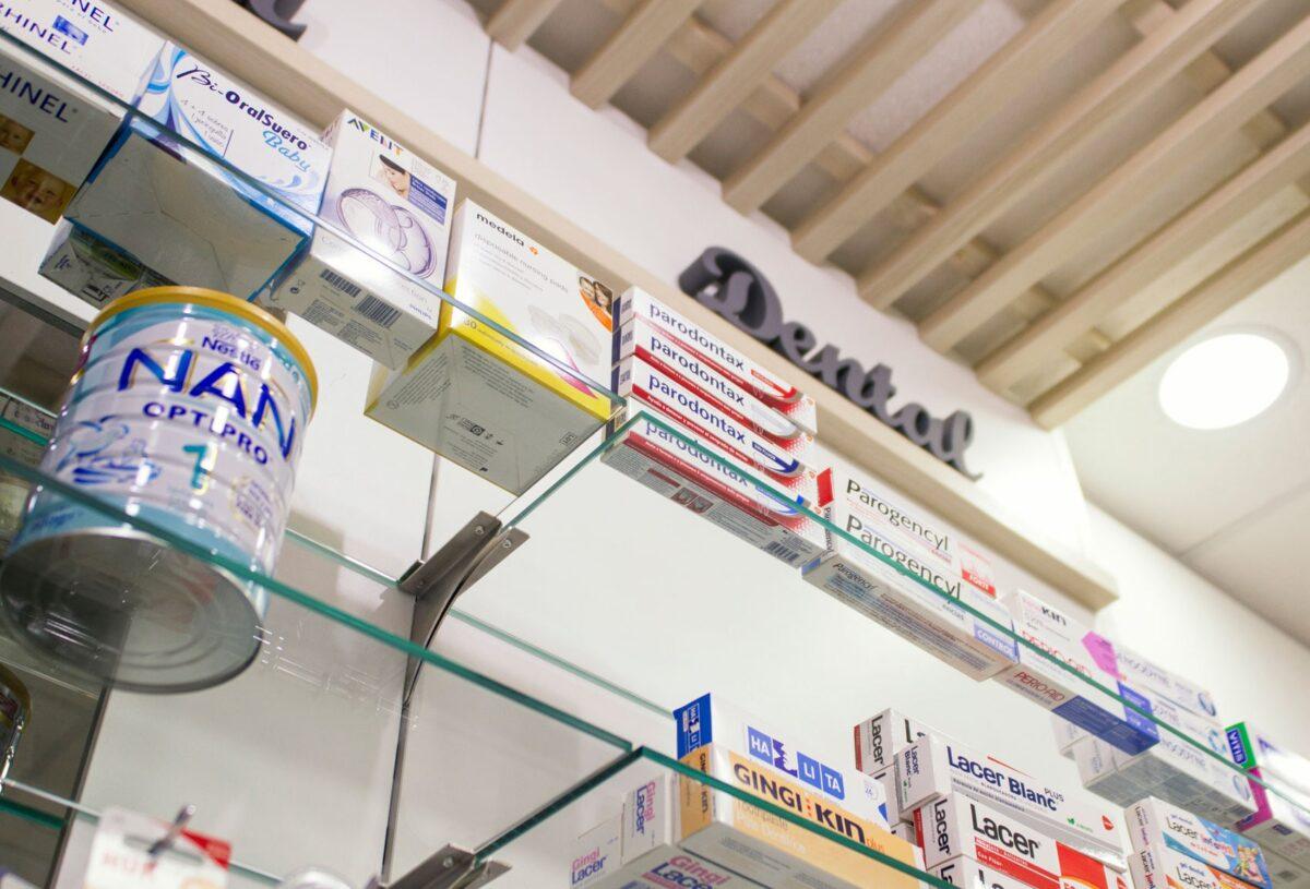 farmateca rediseño de farmacias