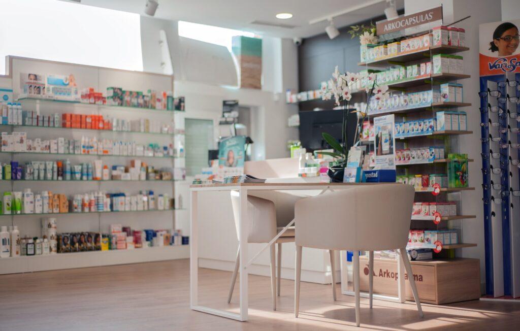 soluciones centrales farmacia